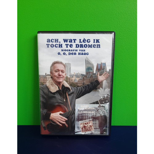 DVD Harry Jekkers Oh Oh Den Haag!